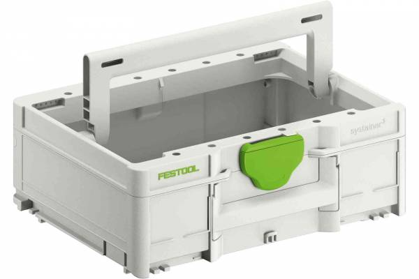 Festool Systainer³ ToolBox SYS3 TB M 137 - 204865