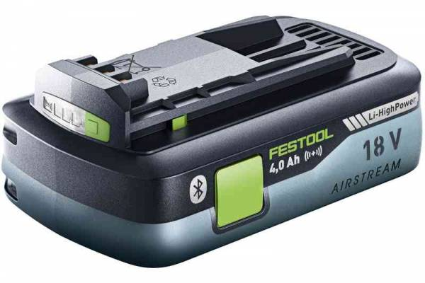 Festool HighPower Akkupack BP 18 Li 4,0 HPC-ASI - 205034