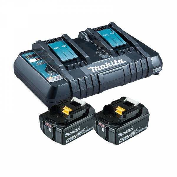 Makita Power Source-Kit Li 18,0V 6Ah 199484-8