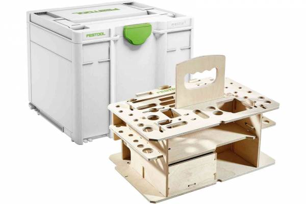 Festool Systainer³ SYS3 HWZ M 337 - 205518