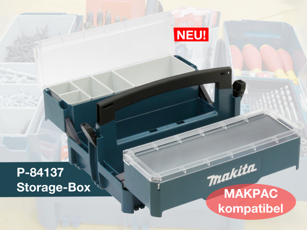 Makita Storage-Box für Makpac